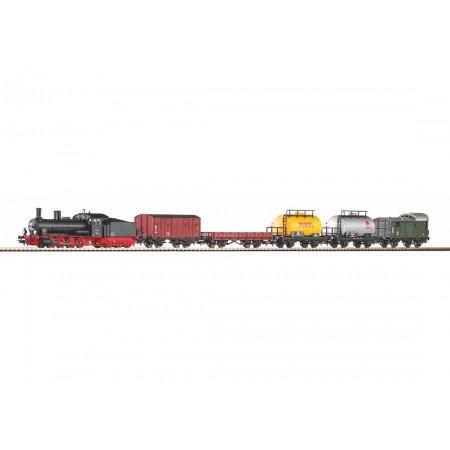 Стартовый аналоговый набор Грузовой поезд PIKO 57123