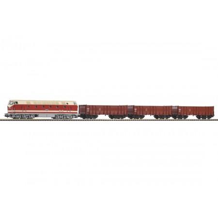 Стартовый аналоговый набор Грузовой поезд PIKO 57138