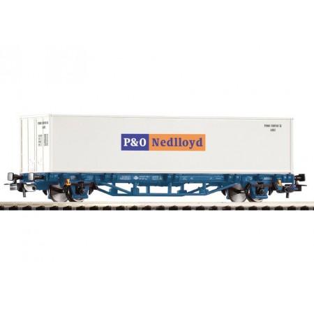 Грузовая платформа с контейнером Nedlloyd Piko 58740