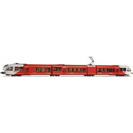 Электропоезд трехсекционный Stadler GTW 2/8 Piko 59531