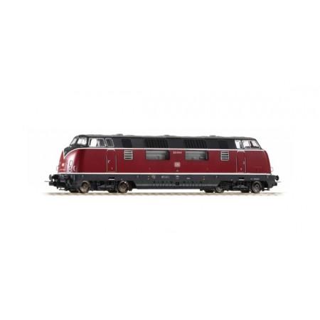 Дизельный локомотив BR 220 серии Expert Piko 59702