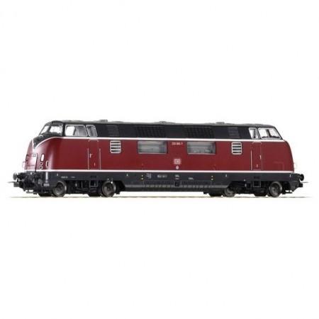 Дизельный локомотив BR 220 серии Expert Piko 59706