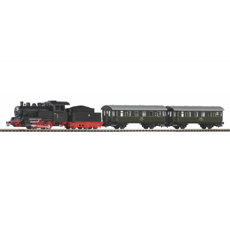 Стартовый аналоговый набор Пассажирский поезд PKP PIKO 97933