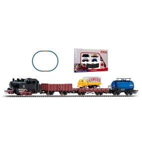 Стартовый аналоговый набор Товарный поезд PIKO 57111