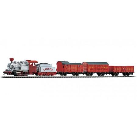 Стартовый аналоговый набор Цирковой поезд PIKO 57145