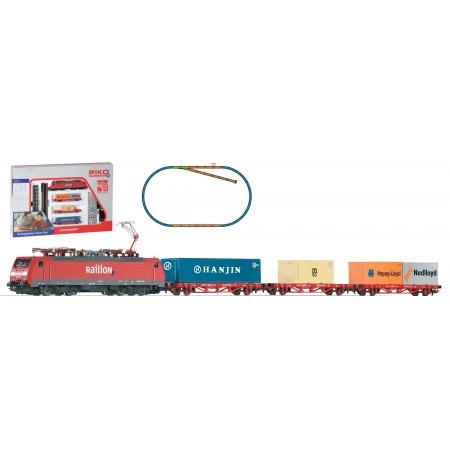 Цифровой набор Товарный поезд PIKO 57185