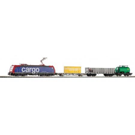 Стартовый аналоговый набор Товарный поезд PIKO 57187