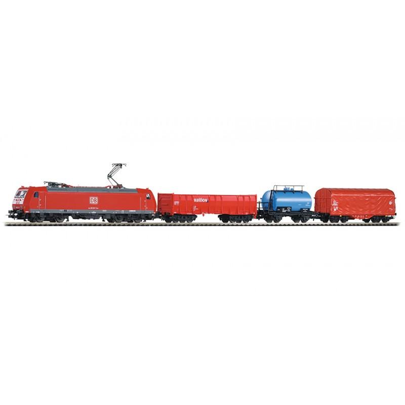 Цифровой стартовый набор железной дороги PIKO 59004