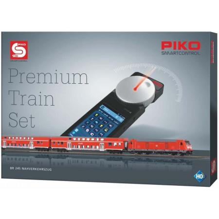 Цифровой стартовый набор Пассажирский поезд PIKO 59112