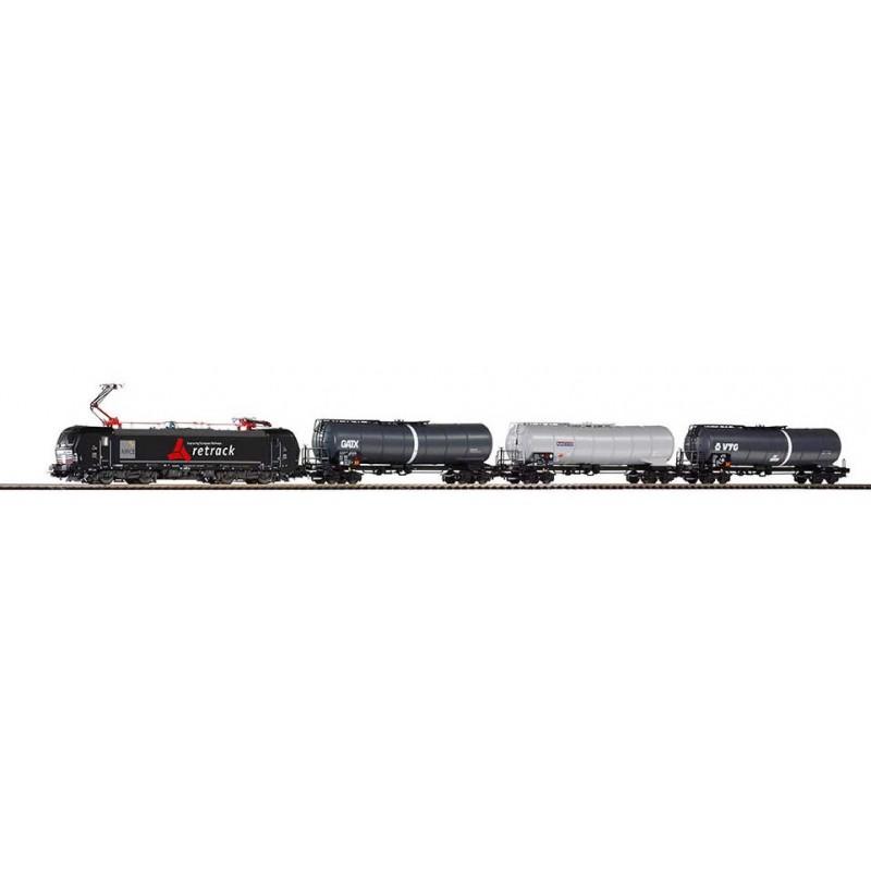 Цифровой набор Товарный поезд PIKO 59113