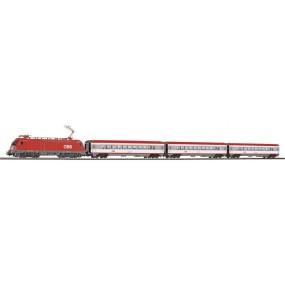 Стартовый аналоговый набор Пассажирский поезд PIKO 96947