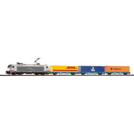 Аналоговый стартовый набор Товарный поезд PIKO 96985