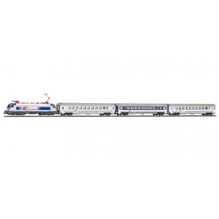 Стартовый аналоговый набор Пассажирский поезд PIKO 97906