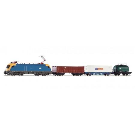 Стартовый аналоговый набор Товарный поезд PIKO 97915