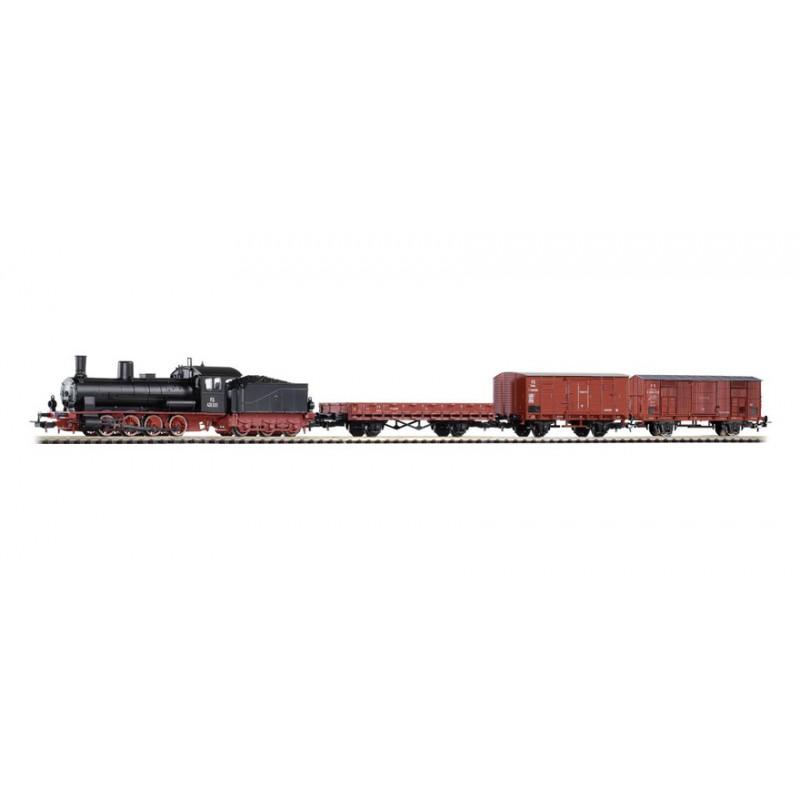 Стартовый аналоговый набор Товарный поезд PIKO 97922