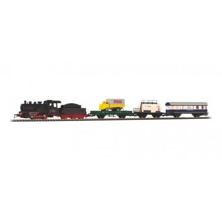 Стартовый аналоговый набор Грузовой поезд СЖД PIKO 97923