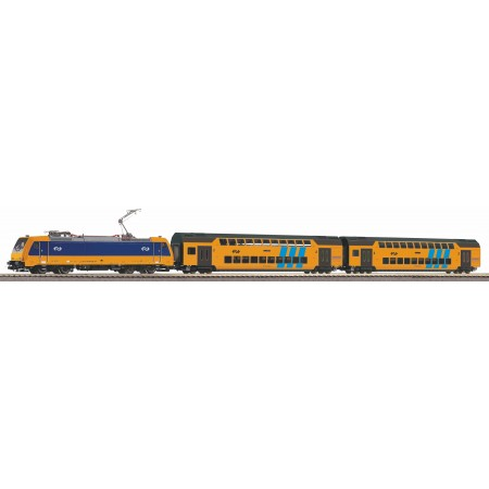 Стартовый аналоговый набор Пассажирский поезд PIKO 97939