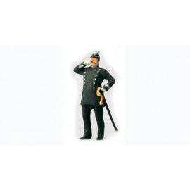 Фигурка полицейского Preiser 29071