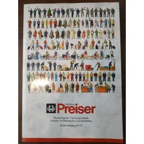 Каталог 2020 Preiser PK 27