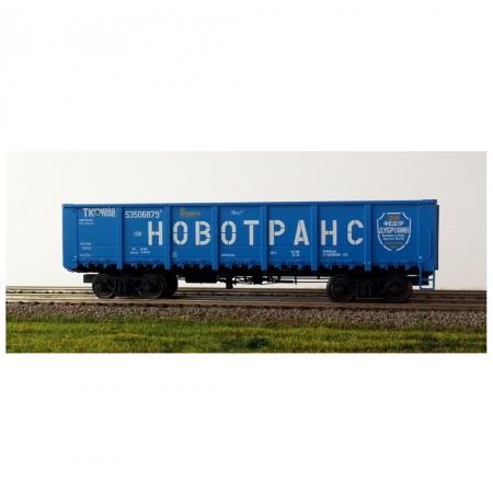 Товарный полувагон РЖД R-land 20101