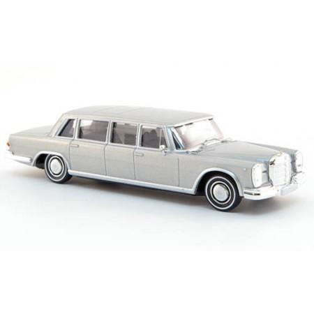 Автомодель Mercedes 600 Pullman Limousine Brekina 13005