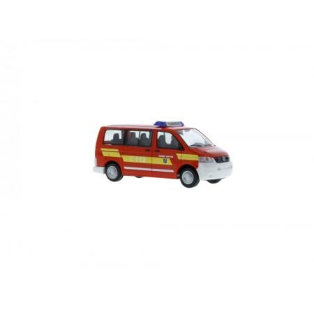 Автомодель Volkswagen T5 First Responder FW Stein Rietze 51907