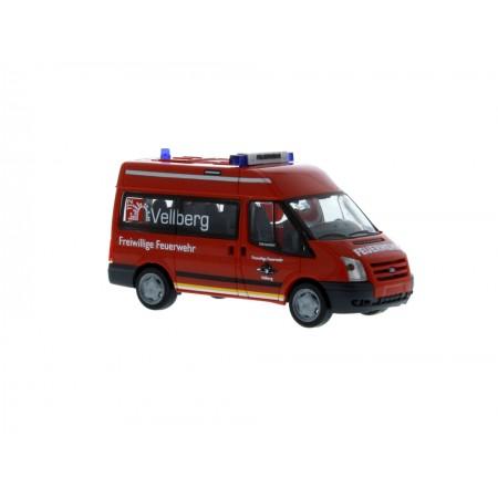 Автомодель Ford Transit ´06 Feuerwehr Vellberg Rietze 52536