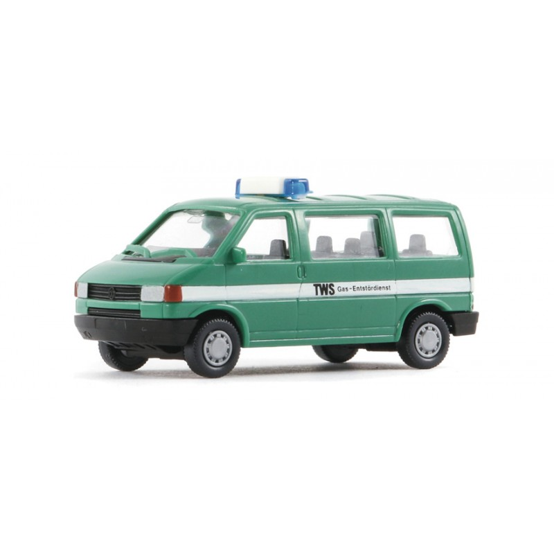 Модель VW T4 служба газа Roco 01479