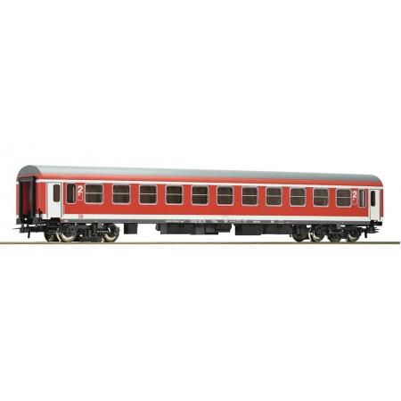 Пассажирский вагон из набора Roco 51285