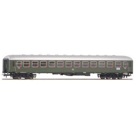 Пассажирский вагон 2 класса экспресс-поезда DB Roco 54451