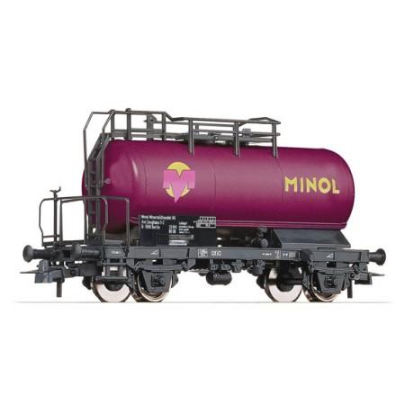 Цистерна MINOL DR Roco 56256