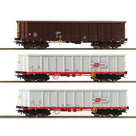 Набор товарных вагонов Roco 67153