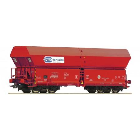 Саморазгружающийся вагон-хоппер PKP Roco 76829