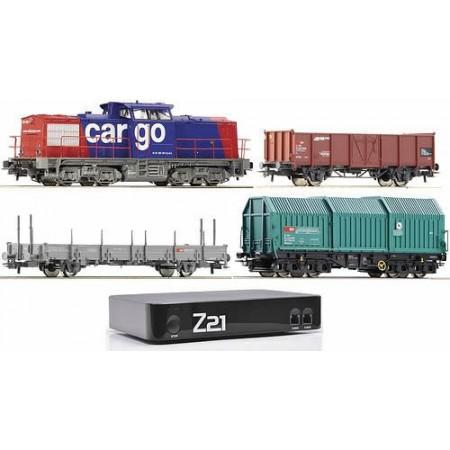 Цифровой стартовый набор Z 21 Roco 41503