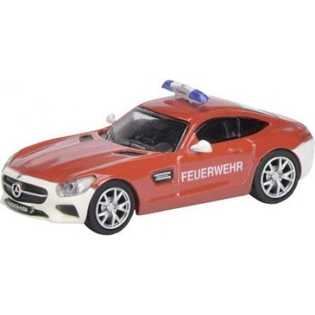 Автомобиль Mercedes Benz AMG GT S fire brigade Schuco 452628500