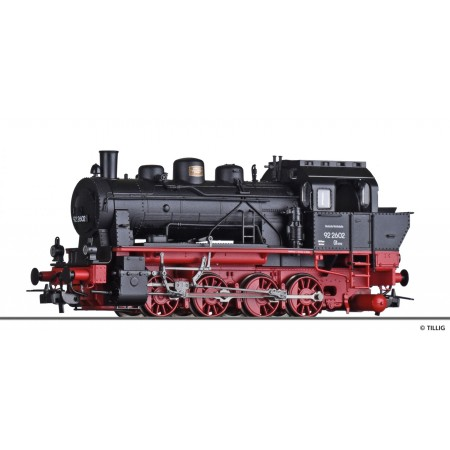 Паровоз серии 92 2602 DRG Tillig 72012
