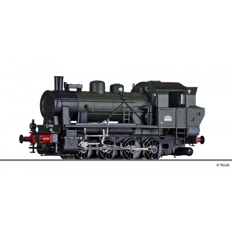 Паровоз 040-TX SNCF Tillig 72014
