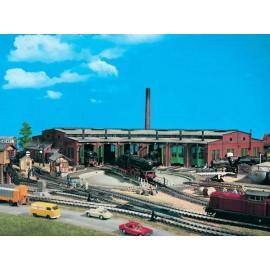Железнодорожные строения