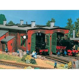Депо для 2 локомотивов Vollmer 45752