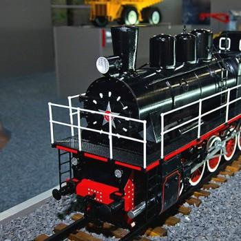 Масштабы в моделизме железной дороги