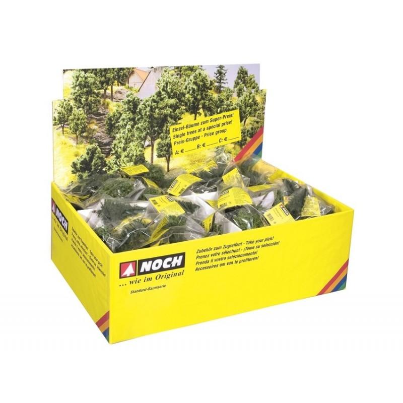 Набор лиственных деревьев Noch 25963